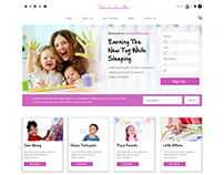 kleinkindkuenstler Website