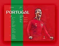 Fifa World Cup 2018 - Concept Design