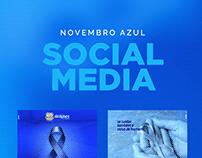 Social Media - Novembro Azul