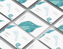 Projet Business Card Fleuriste