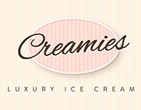 Creamies branding