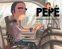 Pepé, un ecuatoriano como tú.