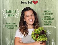 Zona sul | Gabriela Kapim