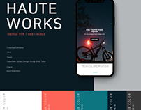 Hauteworks _webdesign