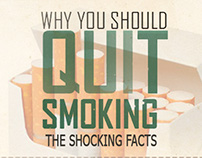 Why You Should Quit Smoking [Shocking Facts]