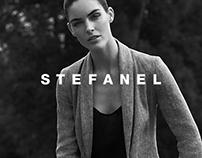 STEFANEL - website design SS15