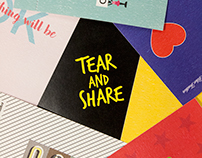 Tear and share
