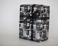 American Cult Leader Wrapping Paper