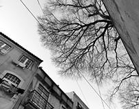 Alfama 2011 in Black & White
