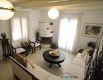 Naxos Resort - Design & Development