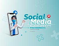 Social Media / EBSA Medicina Prepaga