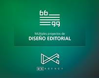 DC -diseño editorial