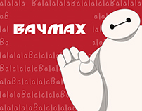 Graphic design- Baymax