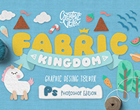 Fabric Kingdom Graphic Pack