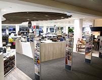 Harvey Norman SLOVENIA - Ljubljana store renovation