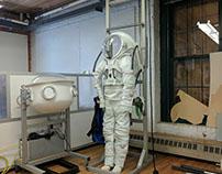 NASA Mars Suit 1