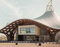 Centre Georges Pompidou - Metz