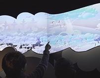 Sky Circus Entrance Interactive Design Development