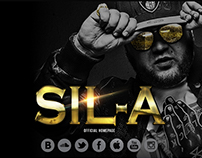 Sil-a - official landing page