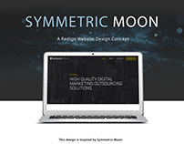 Symmertic Moon Redesign Concept | Personal Project