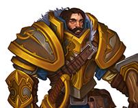 Gilneas warrior