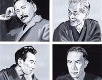 Japanease modern literature  日本近代文学
