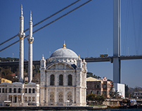 Istanbul -- Ortaköy Mosque