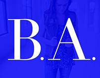 B.A. 3.0 Brand