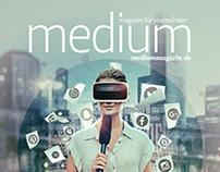 Medium Magazine 3O. Year Anniversary Edition Cover