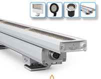 72 Page Catalog for LED Luminaires