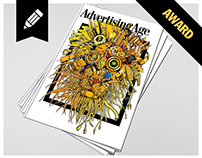 Advertising Age Cover Competition 2015