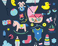 Lullaby | Branding & Pattern