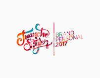 JuanchoStyler - Brand Personal 2017.