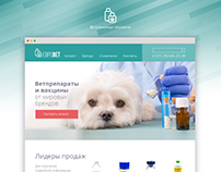 Website | Veterinary medicines