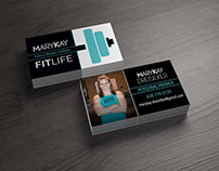 Logo and Business Card fo Personal Trainer