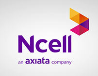 Ncell Logo Animation