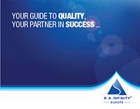 SA Infinity Company profile - Medical Brochure