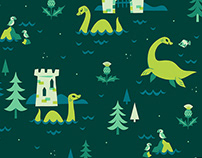Cryptid Cuties: The Loch Ness Monster