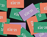 Identidad corporativa EJE'21