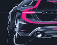 Volvo Sketches