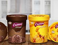 Ice Cream Packaging - GRP