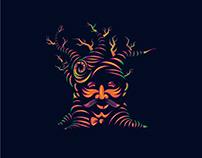 LIVING TREE logo design