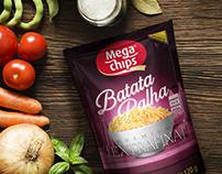 Batata Palha - Mega Chips