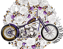 CUSTOM MOTORCYCLES part.2