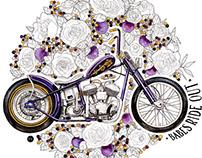CUSTOM MOTORCYCLES part.2