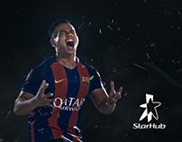 StarHub Football Campaign Image Spot