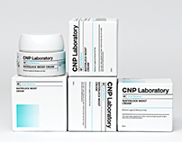 CNP COSMETICS : Package Renewal