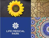 Life Medical Park - Brand Identity
