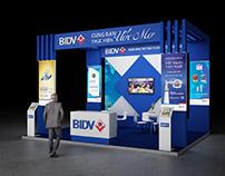 BIDV - Exhibition Booth