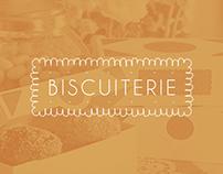 Biscuiterie - Logo & Branding
